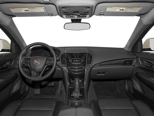 2013 Cadillac Ats 2.0 L Turbo >> 2013 Cadillac Ats 2 0l Turbo Performance