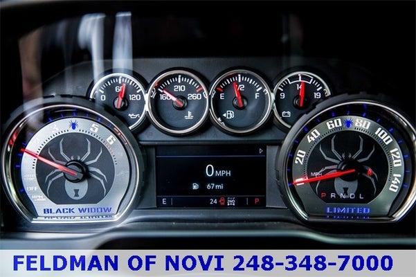 2020 Chevrolet Silverado 1500 RST 40th Anniversary SCA ...