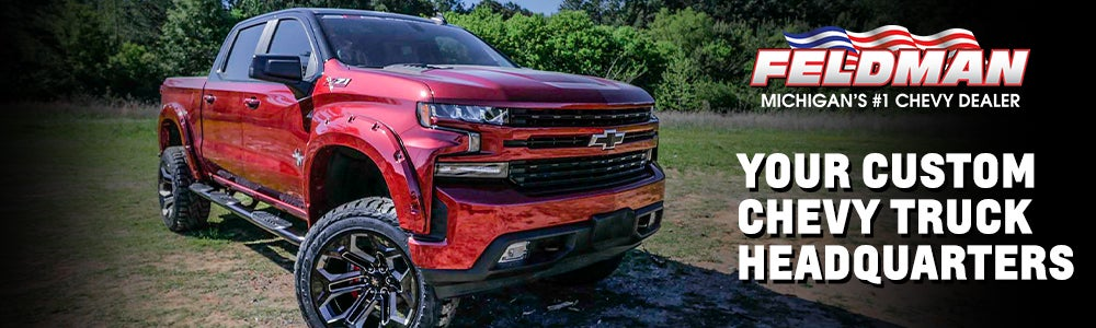 Chevy Dealers In Mi >> Custom Chevy Truck Headquarters